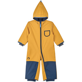 Finkid Pikku Winter Overall Jongens, golden